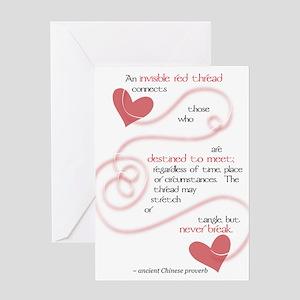 Adoption greeting cards cafepress greeting card m4hsunfo
