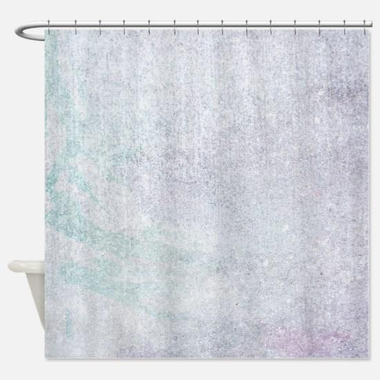PAPER COLORS Shower Curtain