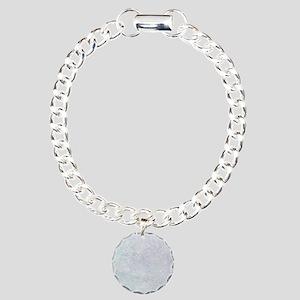 PAPER COLORS Charm Bracelet, One Charm