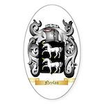 Neylan Sticker (Oval 50 pk)