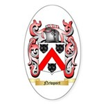 Newport Sticker (Oval 50 pk)