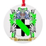 Newnham Round Ornament