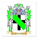 Newnham Square Car Magnet 3