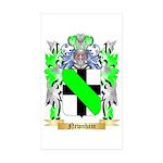 Newnham Sticker (Rectangle 10 pk)