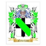 Newnham Small Poster