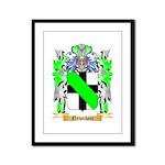 Newnham Framed Panel Print