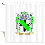 Newnham Shower Curtain
