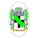 Newnam Sticker (Oval)