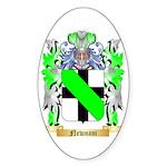 Newnam Sticker (Oval 10 pk)