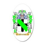 Newnam 20x12 Oval Wall Decal