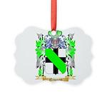 Newnam Picture Ornament