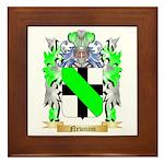 Newnam Framed Tile