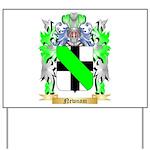 Newnam Yard Sign