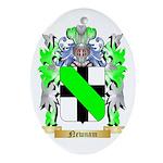 Newnam Oval Ornament