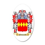 Newmark 35x21 Oval Wall Decal