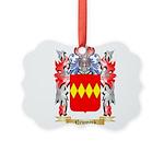 Newmark Picture Ornament