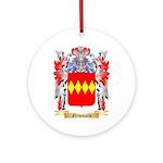Newmark Round Ornament