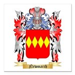 Newmarch Square Car Magnet 3