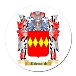 Newmarch Round Car Magnet