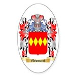 Newmarch Sticker (Oval)