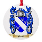 Newill Round Ornament