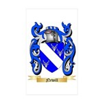 Newill Sticker (Rectangle 50 pk)