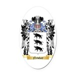 Newhay Oval Car Magnet