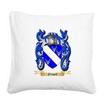 Newell Square Canvas Pillow