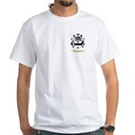 Newcome White T-Shirt