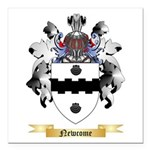 Newcome Square Car Magnet 3