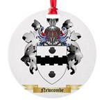Newcombe Round Ornament