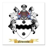 Newcombe Square Car Magnet 3