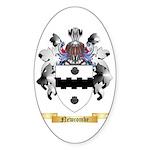 Newcombe Sticker (Oval)