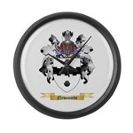 Newcombe Large Wall Clock