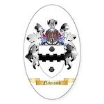 Newcomb Sticker (Oval 50 pk)