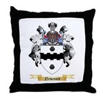 Newcomb Throw Pillow