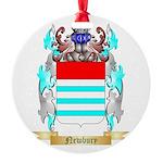 Newbury Round Ornament