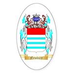 Newbury Sticker (Oval)