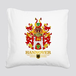 Hannover Square Canvas Pillow
