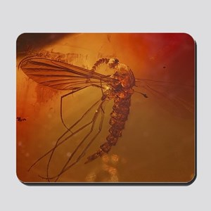 MOSQUITO IN AMBER Mousepad