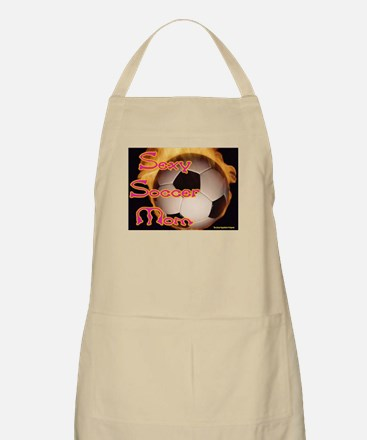 Sexy Soccer Mom BBQ Apron