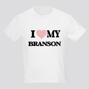 I Love my Branson (Heart Made from Love my T-Shirt