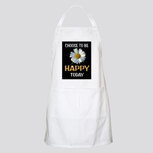 BE HAPPY Light Apron