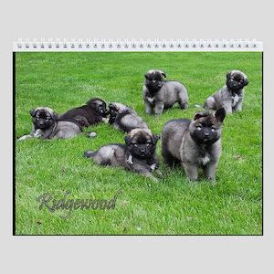 2016 Ridgewood Shilohs Wall Calendar