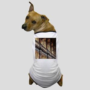 Classic Literary Library Books Dog T-Shirt