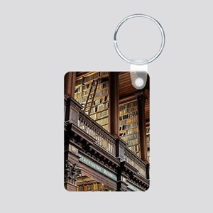 Classic Literary Library Books Keychains