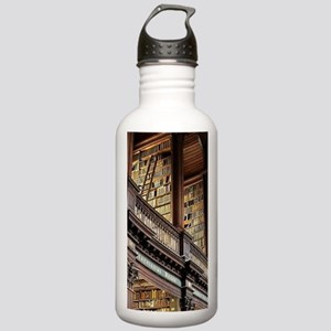 Classic Literary Libra Stainless Water Bottle 1.0L
