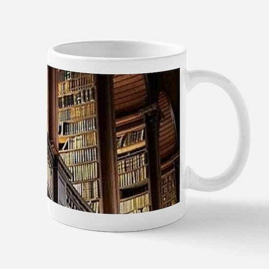 Classic Literary Library Books Mugs
