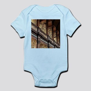 Classic Literary Library Books Body Suit