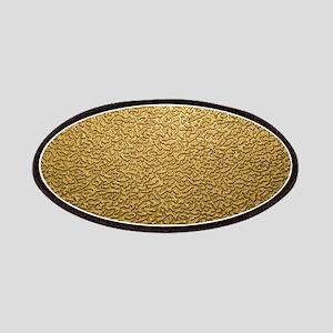 GOLD PLASTIC Patch